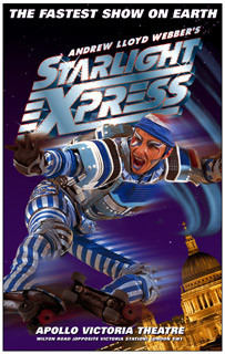 Starlight Express, London West End