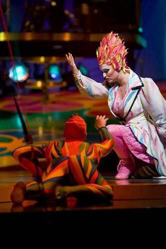 Saltimbanco - Cirque du Soleil