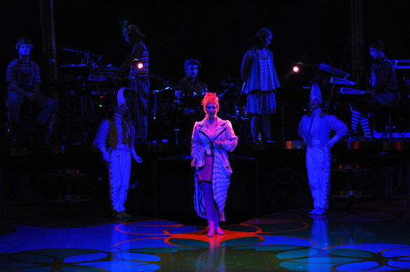 Saltimbanco- Cirque du Soleil