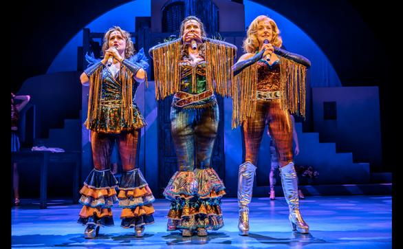 Mamma Mia-Grand Theatre, London 2019