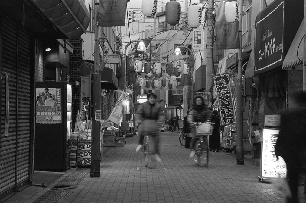 下町人情キラキラ橘(向島橘銀座商店街)
