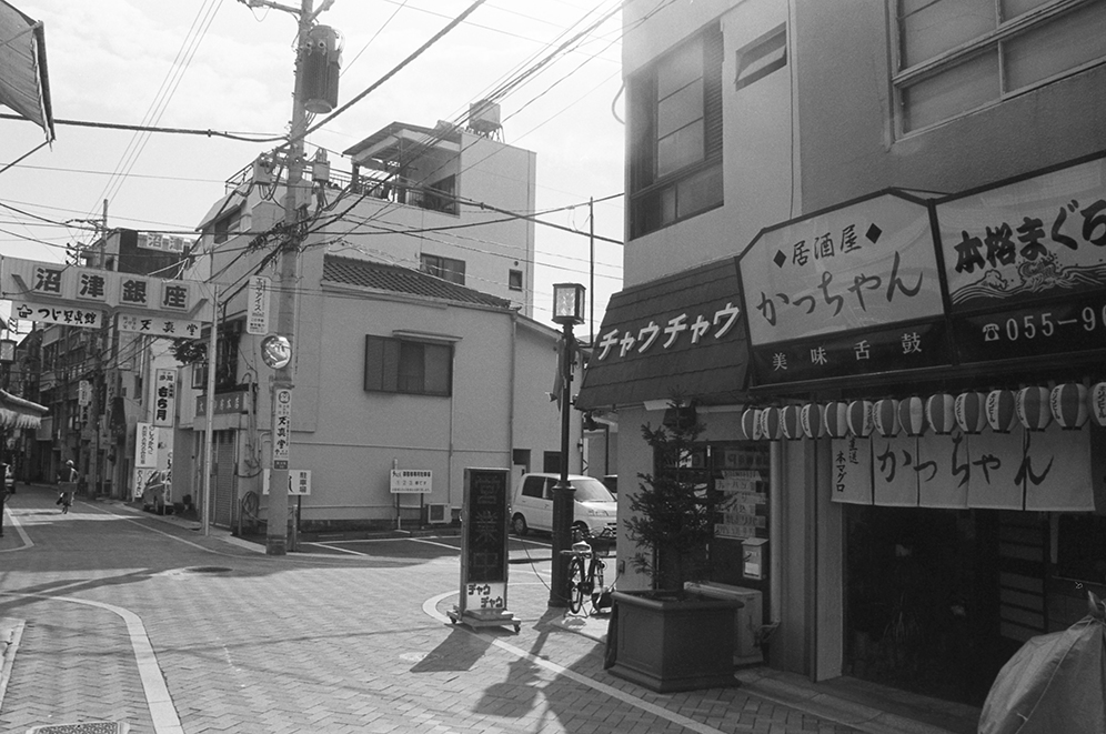 沼津銀座通り商店街
