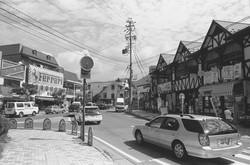 旧軽沢銀座通り商店街