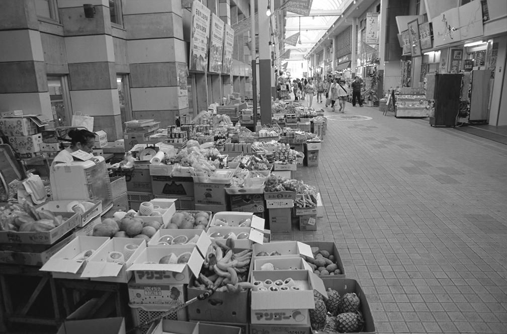 石垣銀座通り商店街