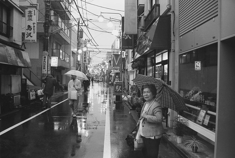 奥沢銀座通り商店街