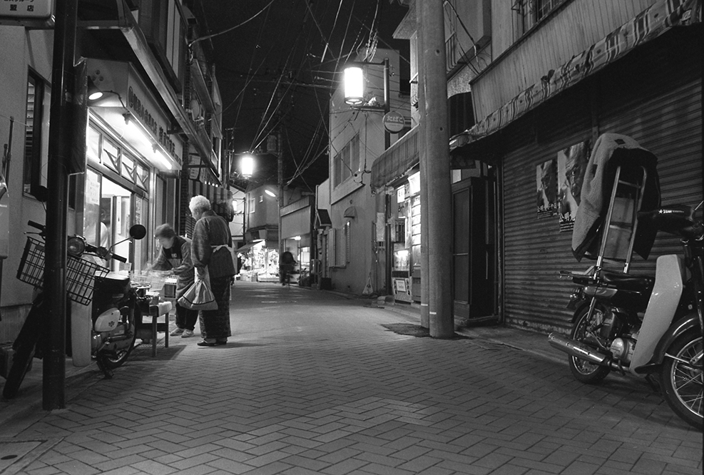 渋江銀座通り商店街