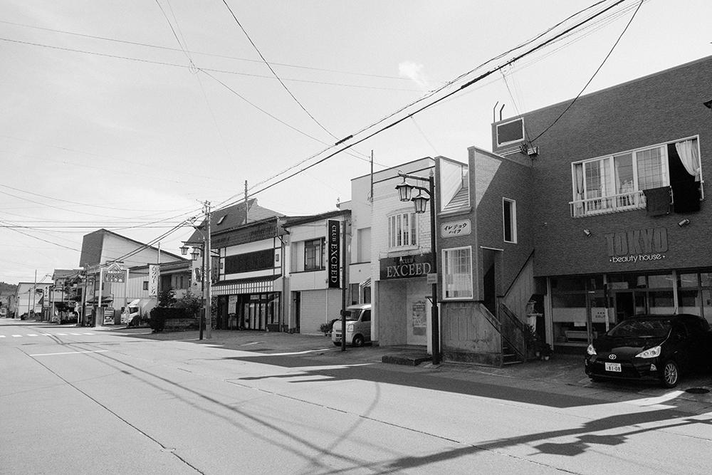 山形新町銀座通り