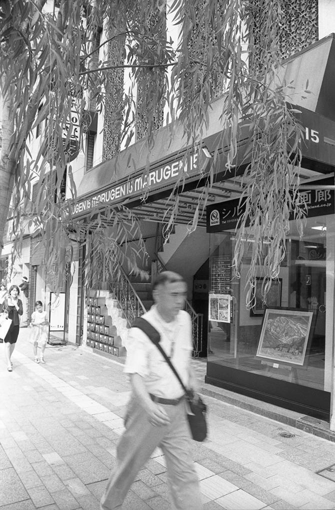 銀座通り商店街