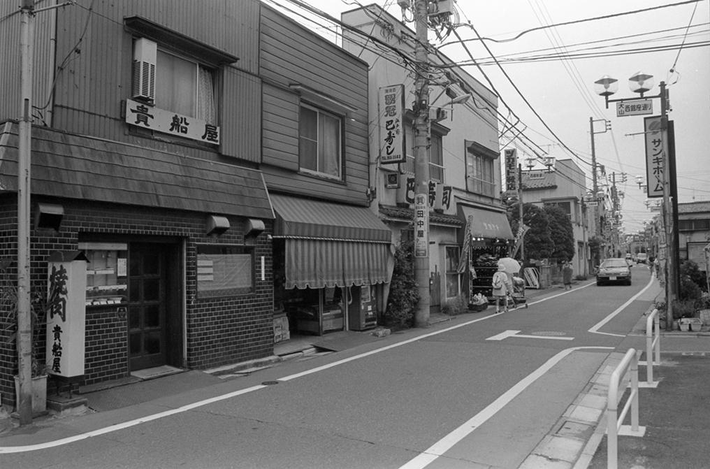 大山銀座通り商店街