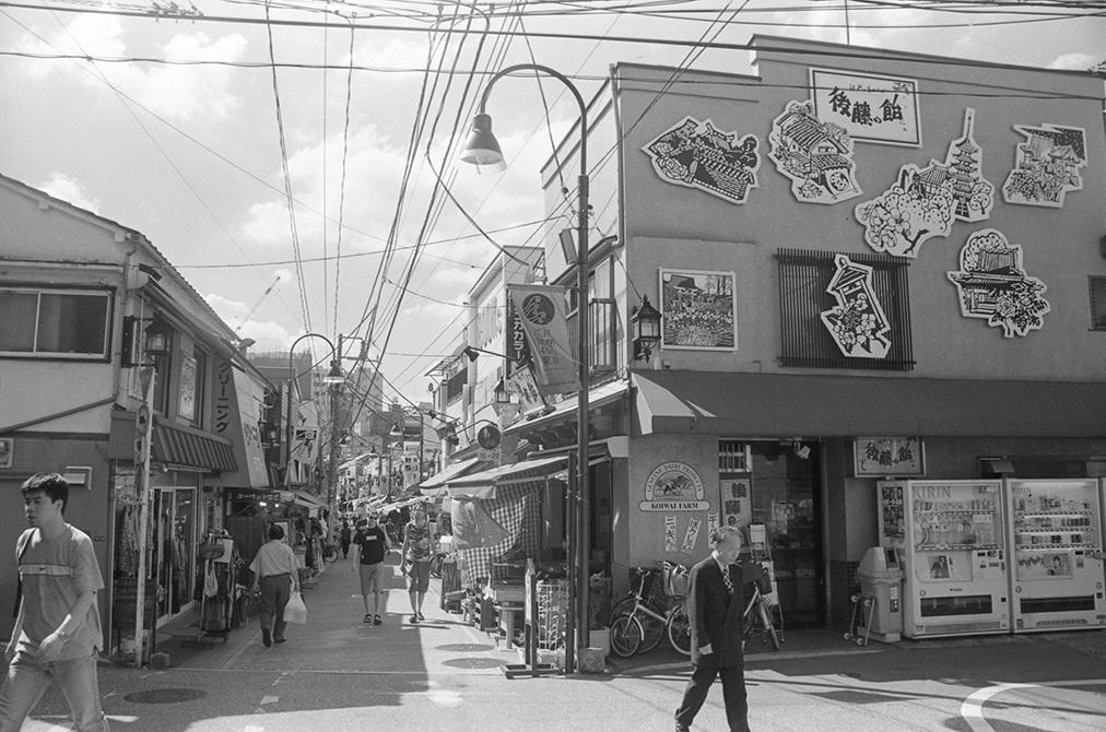 谷中銀座通り商店街