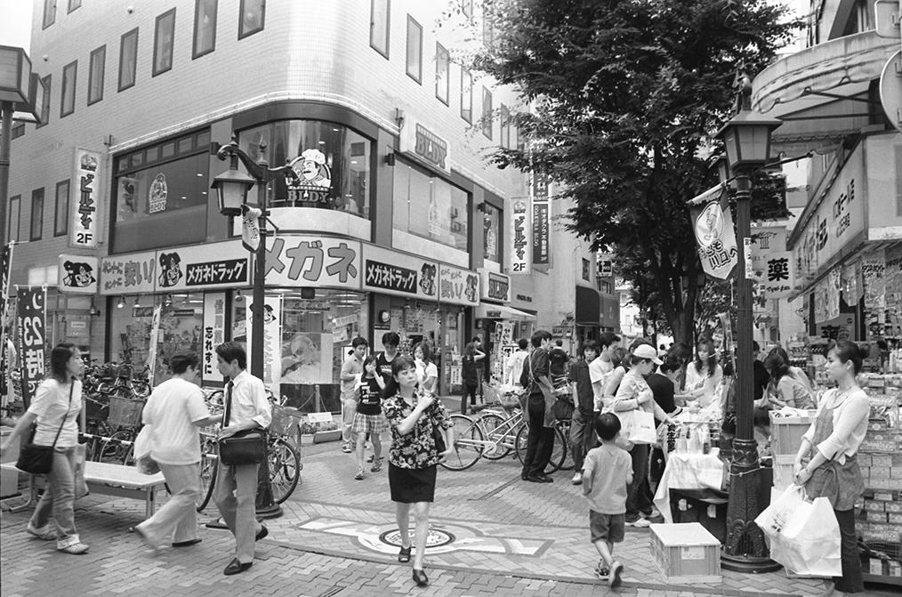 川口銀座通り商店街