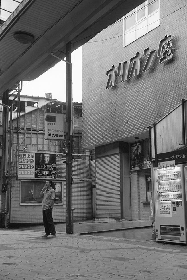高崎銀座通り商店街