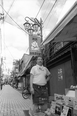 富士見銀座通り商店街