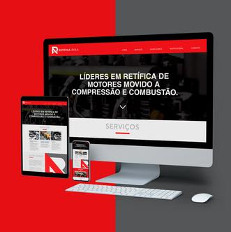 Site - Retífica Ávila