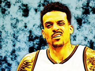 Matt Barnes is the mojo the Warriors need
