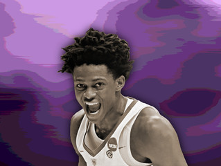 De'Aaron Fox has it