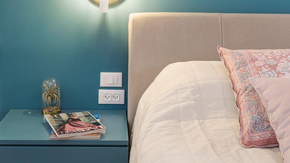חדר שינה #1