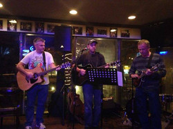 A little gig at the Tap