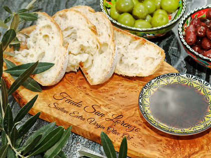 Eleven Delicious Ideas for Using Garlic-Flavoured Olive Oil