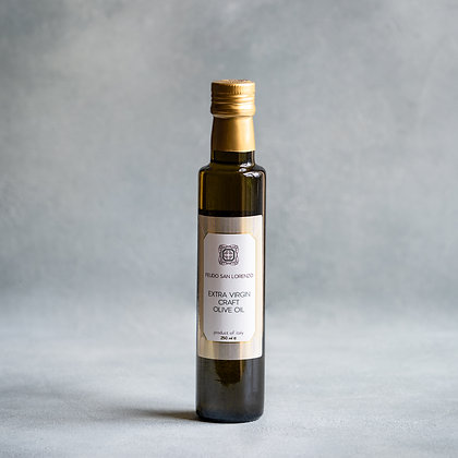250ml Bottle Extra Virgin Olive Oil