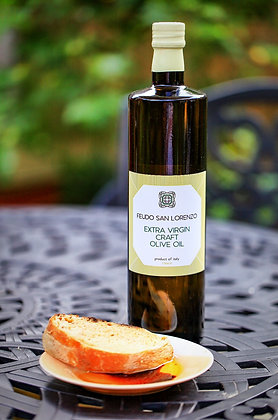 1L Extra Virgin Olive Oil - Dark Glass Bottle