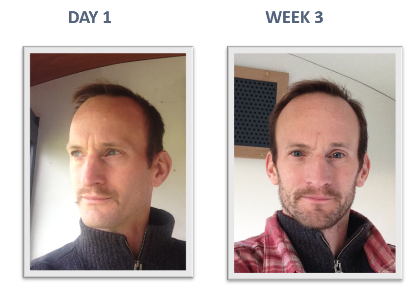 Movember competitor: Peter K