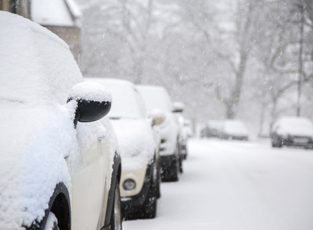 Staying safe in snowy conditions