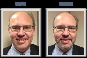 Movember competitor: David