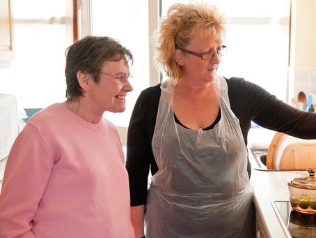 Live-in Care May Be The Best Job For You