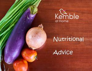 A Key Characteristics for Good Nutritional Care: Provide Advice