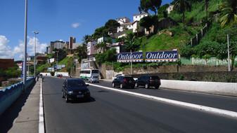 1072 1073 - Av. Contorno - Sentido Comércio - Em frente a Bahia Marina