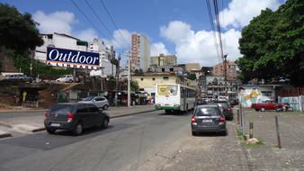 1170 - Rua Cônego Pereira - Em frente ao Mercado 7 Portas