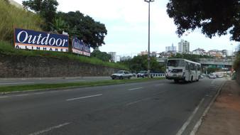 1161 - Av. Castelo Branco - Sentido Av. Bonoco -  Viaduto de Nazaré - Itaparica FM
