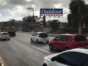 93 - Volta Estrada do Coco - km00 / Aeroporto