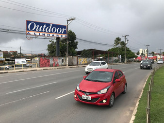92 - Ida Estrada do Coco - km00 / Aeroporto