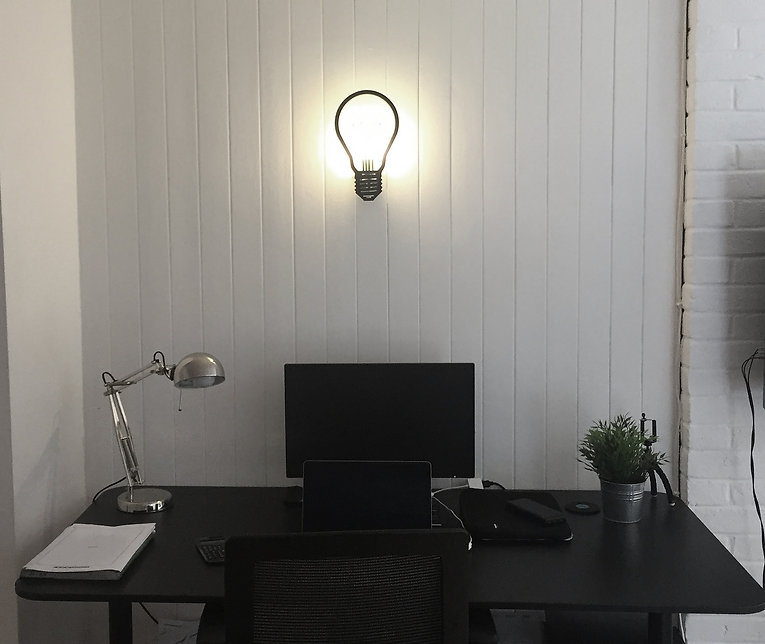 Bulb - MattBlack - office(on).jpg