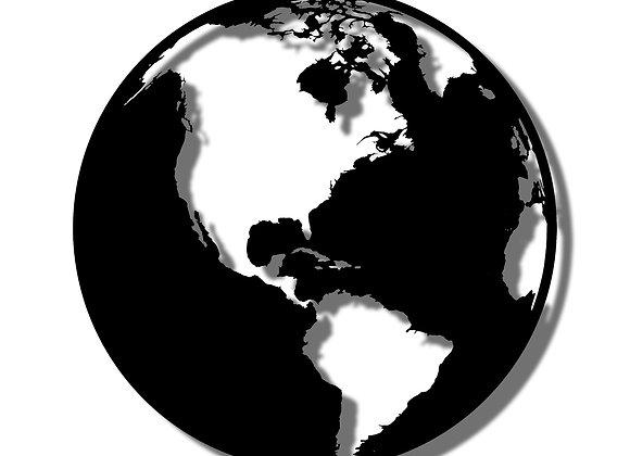 Earth - Americas