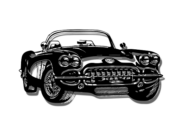 Corvette - 1960s