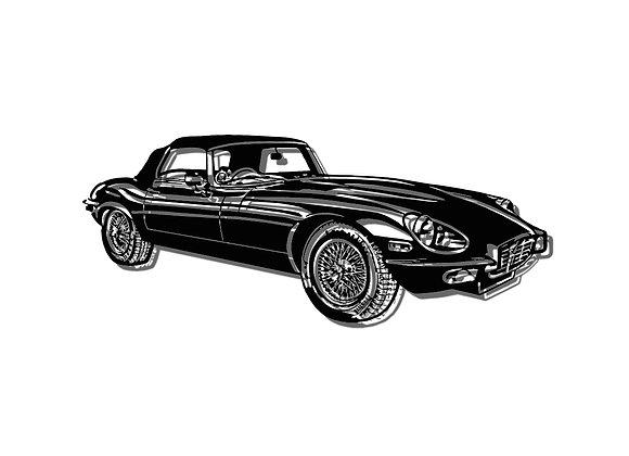 E-Type Jaguar I