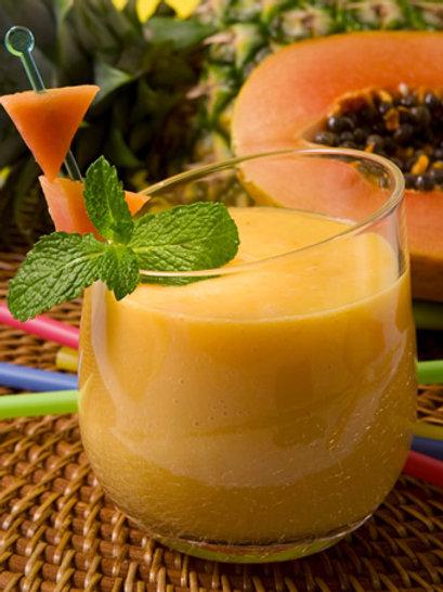 任你點榨 Mixed Fruit Juice