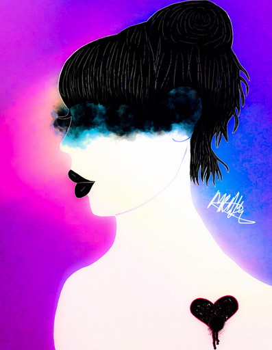 Girl with the empty heart 2