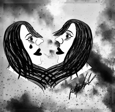 PVRIS- January Rain cover art