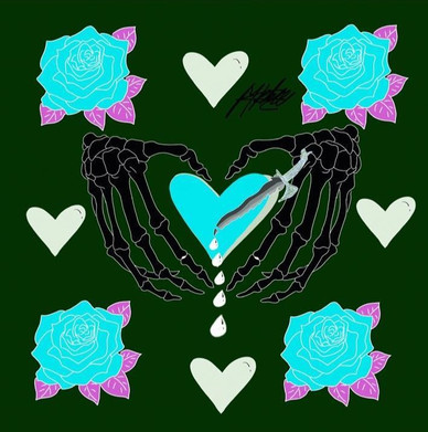 Love's not dead... (inverted)