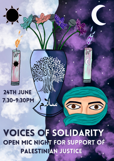 Voices of Solidarity poster
