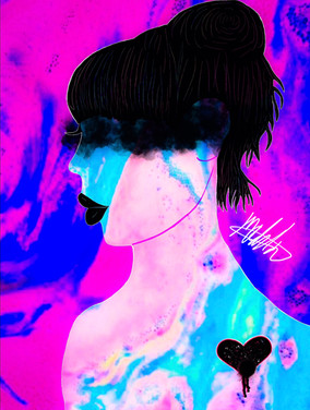 Girl with the empty heart