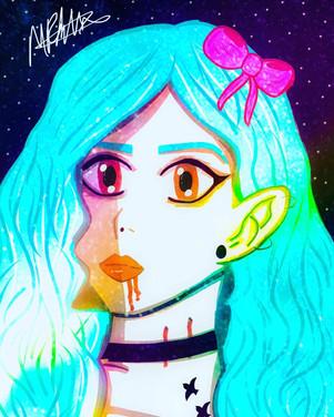 Lolita vampire (aurora)