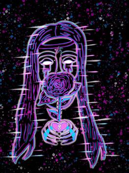 Blood Rose (Desire) glitch