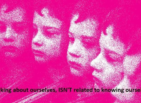 Why do so many people lack self-awareness today and what can be done about it?