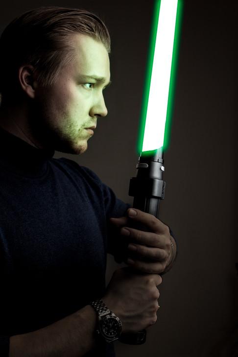 Star wars porträtt