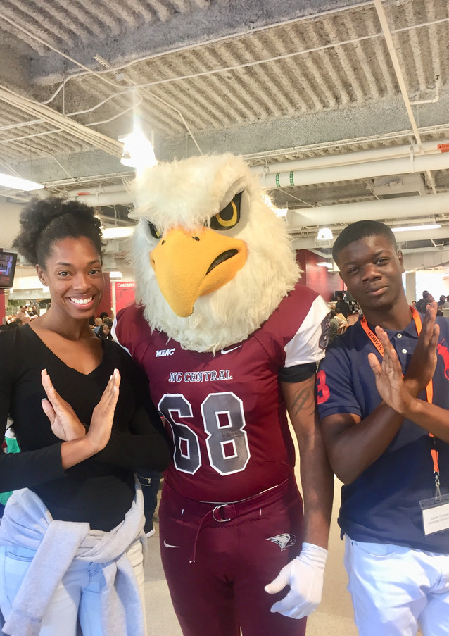 NCCU Open House 2018